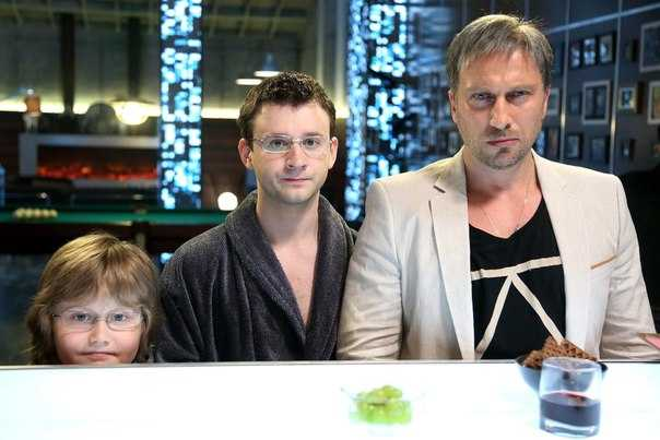 Два отца и два сына 3 сезон