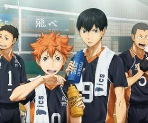 Волейбол 3 сезон аниме
