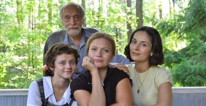 Семейный альбом 2 сезон