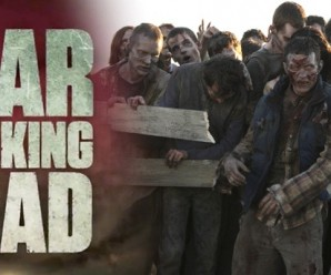 «Бойтесь ходячих мертвецов» 3 сезон