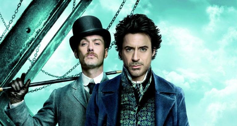 Дата выхода фильма «Шерлок Холмс 3»