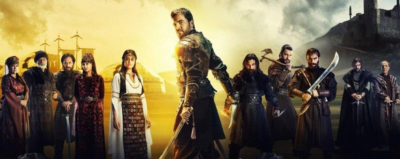 Воскресший Эртугрул 3 сезон