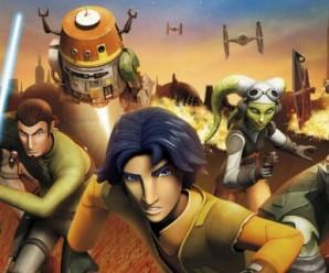 Звёздные войны: Повстанцы 4 сезон