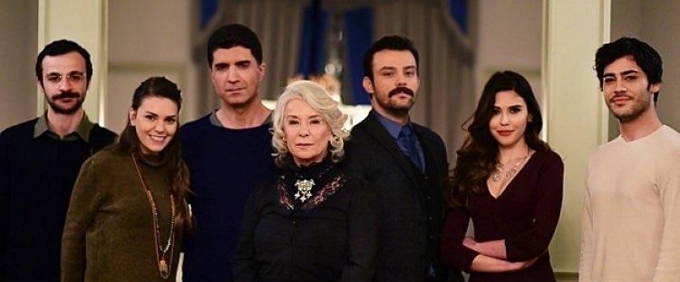 Невеста из Стамбула 2 сезон
