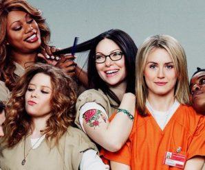 Оранжевый – хит сезона 6 сезон