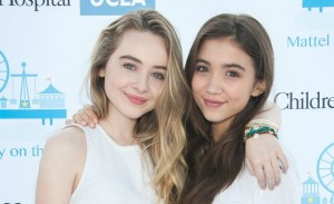Sabrina-Carpenter-and-Rowan-Blanchard-of-Girl-Meets-World