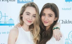 Sabrina-Carpenter-and-Rowan-Blanchard-of-Girl-Meets-World