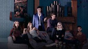 Волшебники 2 сезон (Syfy)