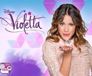 Виолетта 4 сезон
