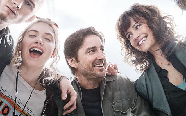Гастролёры 2 сезон (США, Showtime)